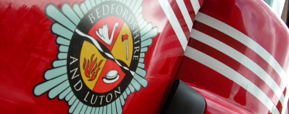 Branding and implementation project carried out on behalf of a regional emergency service.