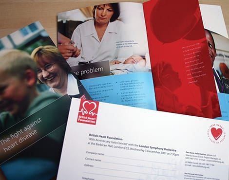 Creation of a multi-lingual fund raising brochure for nationwide distribution on behalf of a national charity.