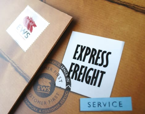 Rebranding & Direct mail on behalf of the UK's largest rail freight company.