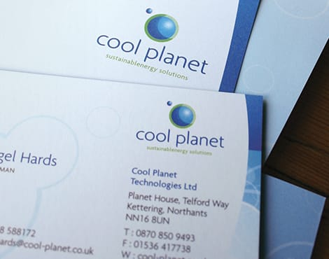 Branding and positioning exercise for a specialist sustainable energy consultancy.