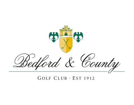 Branding project on behalf of a traditional and well established golf club.