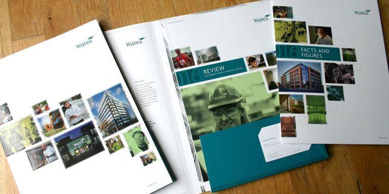 Wates annual report