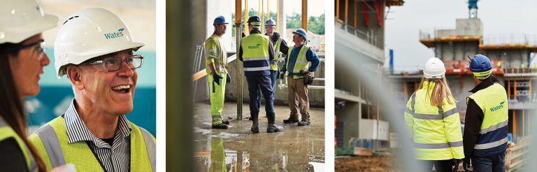 Wates safety clothing
