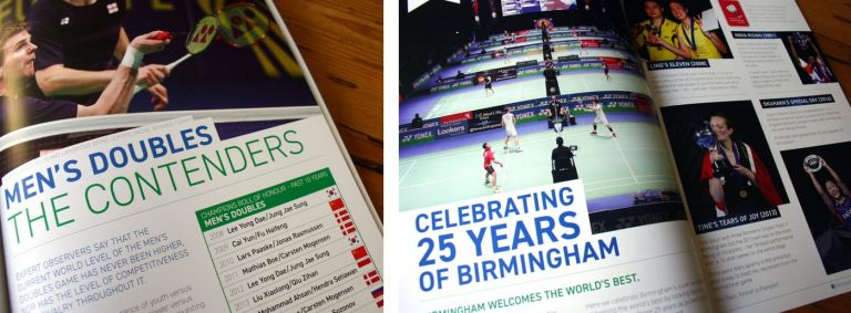 Celebrating 25 years of Birmingham article