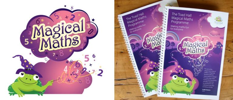 Magical Maths booklet